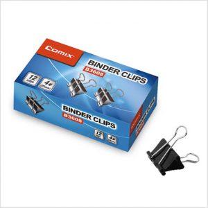 Pince à clip métal COMIX 25mm