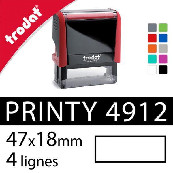 TRODAT PRINTY 4912